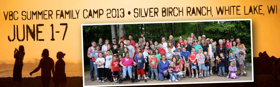 2013 Summer Family Camp